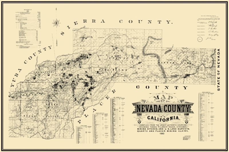 map-of-nevada-county
