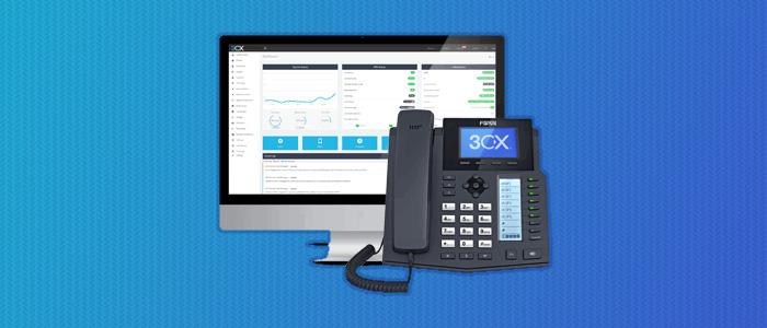 3CX Telephones