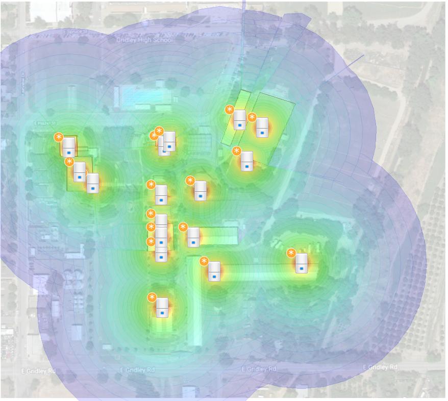 butte county fairgrounds heat virtual map