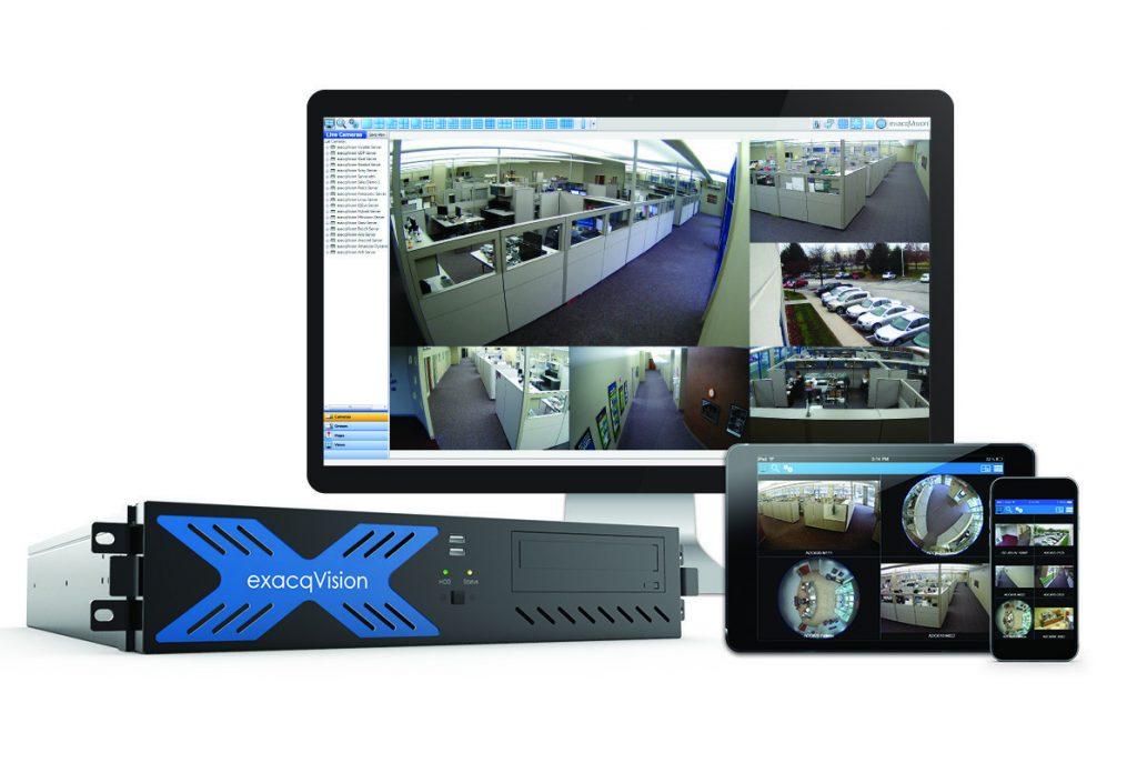 ExacqVision Surveillance System